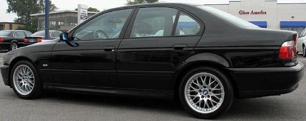 My 2003 530i